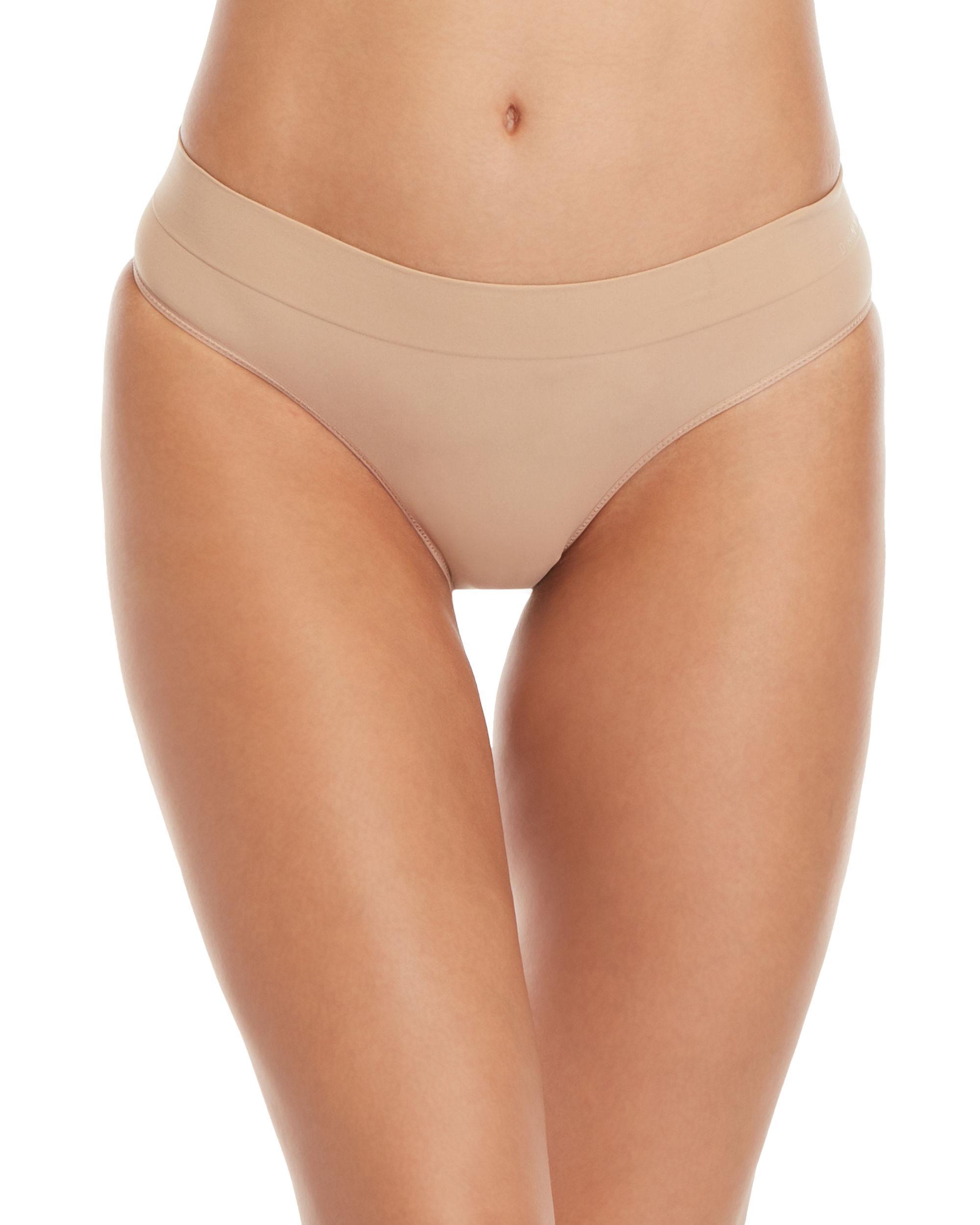 c67f0a0c346e DKNY. Women's Seamless Bikini Panty
