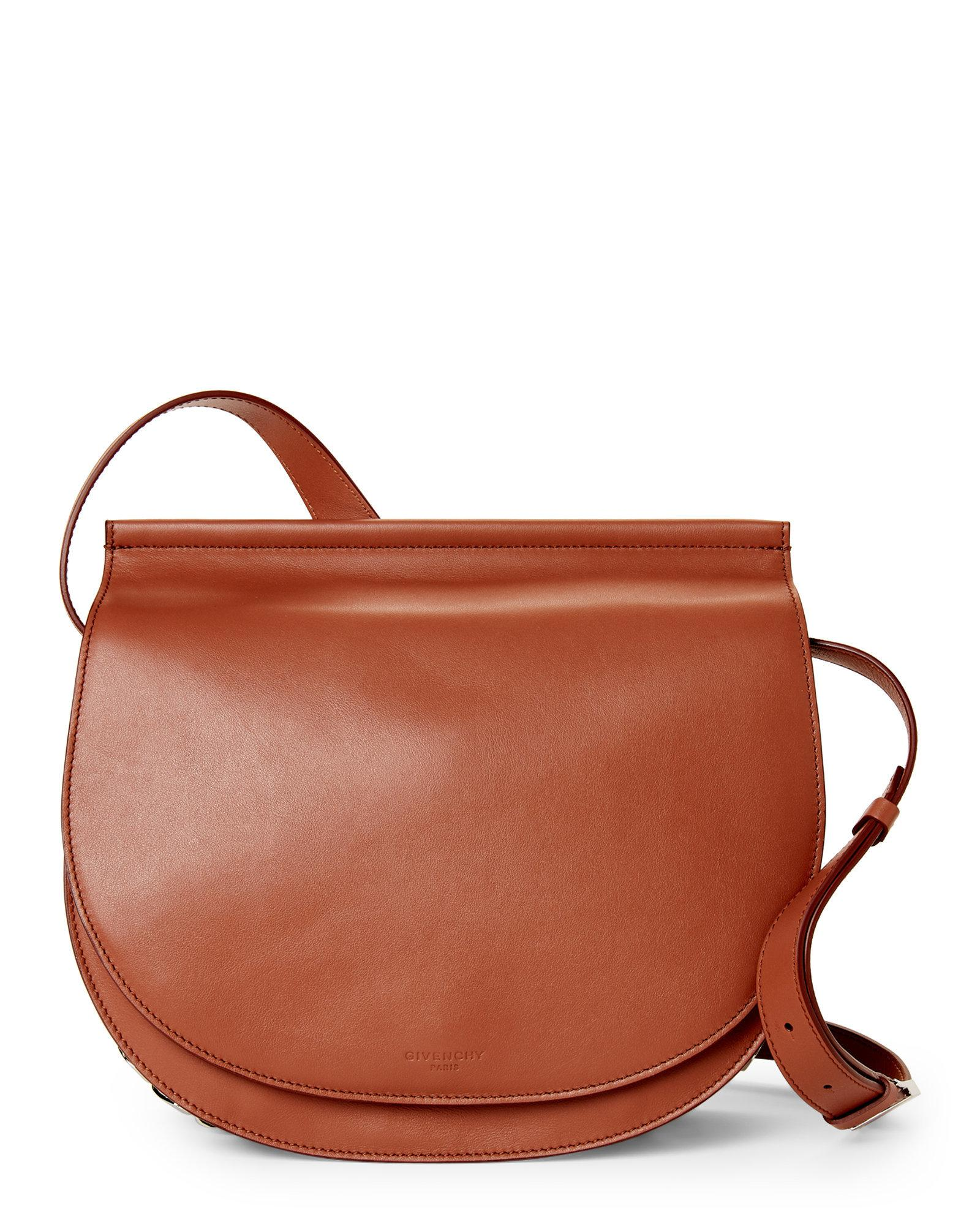 Infinity Saddle bag - Brown Givenchy lkwDErF