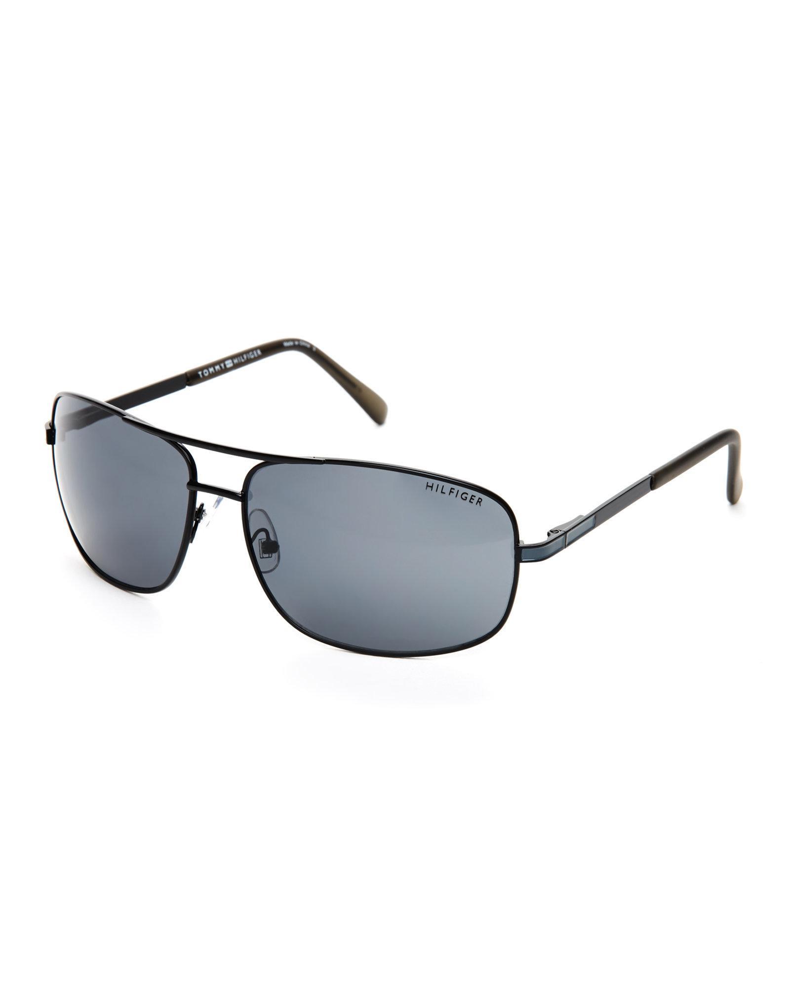 Phillip Sunglasses In Navigator Lyst Hilfiger Tommy Black twXSSFq