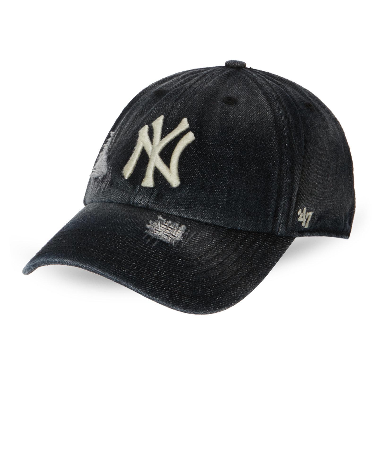 d9e2f1ecf authentic new york yankees distressed hat f6199 1fd6f