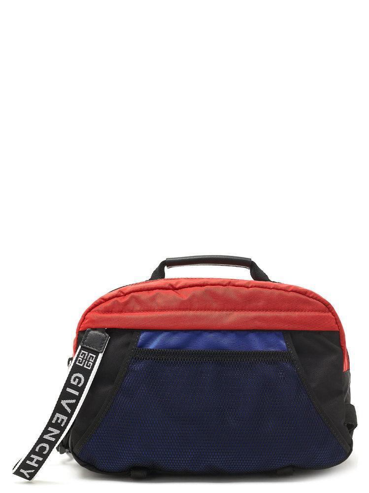 3b1e71fdfe Givenchy - Red Logo Strap Crossbody Bag for Men - Lyst. View fullscreen