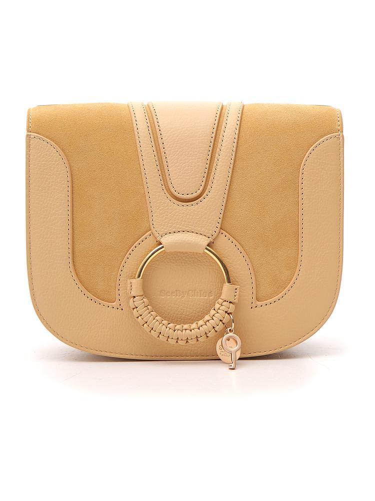 7b2bb52b06c6 Lyst - See By Chloé Hana Medium Crossbody Bag in Natural