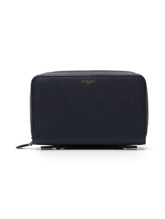 54c27960fc Lyst - Givenchy Large Eros Box Clutch in Blue
