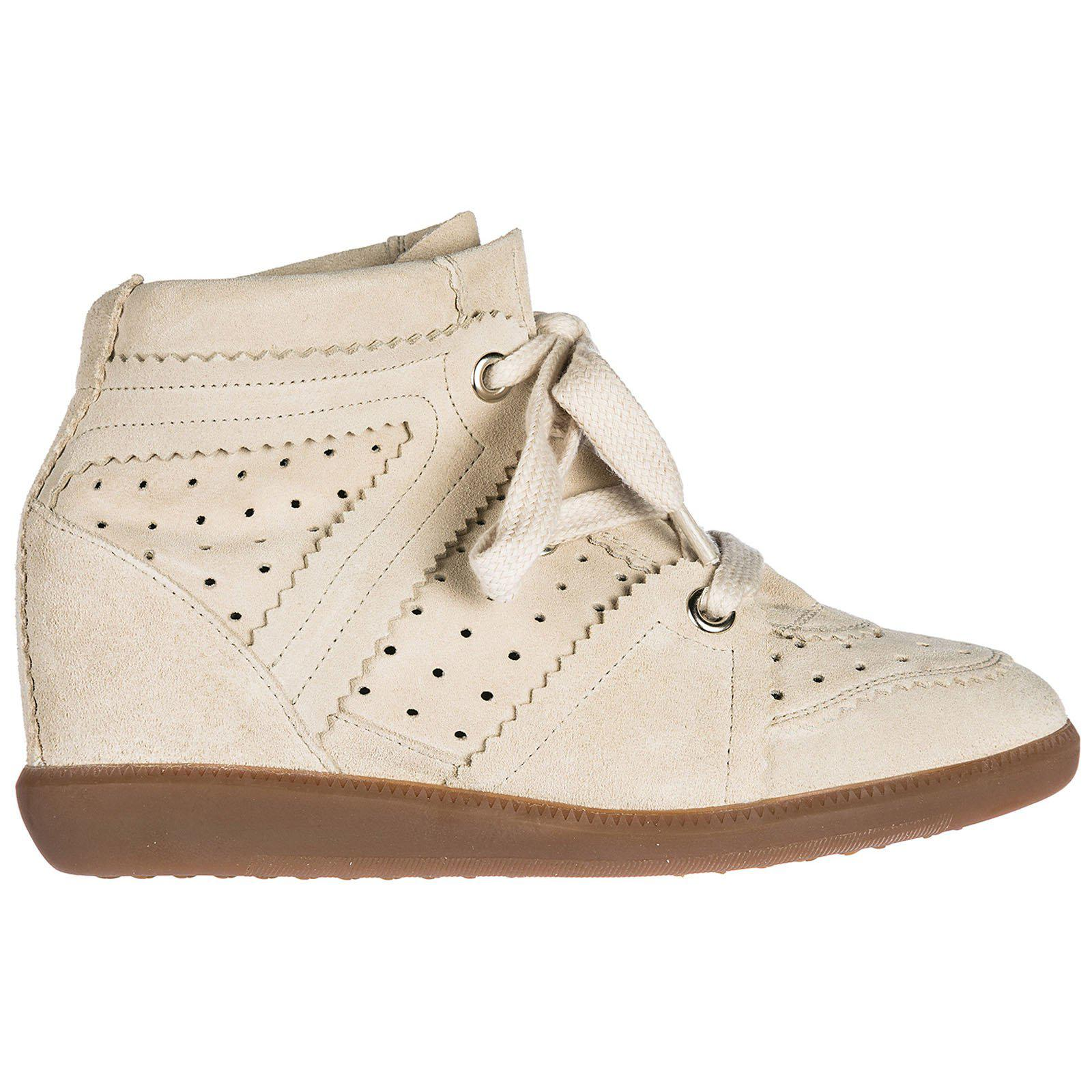 c90972f2f5 Isabel Marant Bobby Sneakers in Pink - Lyst