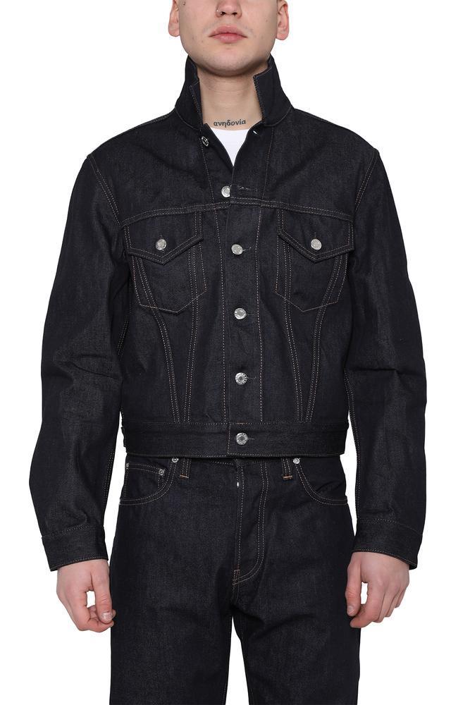 22c999ccc Lyst - Helmut Lang Masc Trucker Denim Jacket in Blue for Men - Save 23%