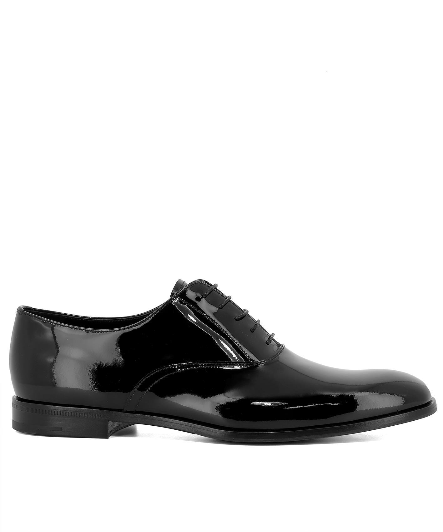 outlet store 0c4d2 7a7e2 prada-Black-Lace-up-Oxford-Shoes.jpeg