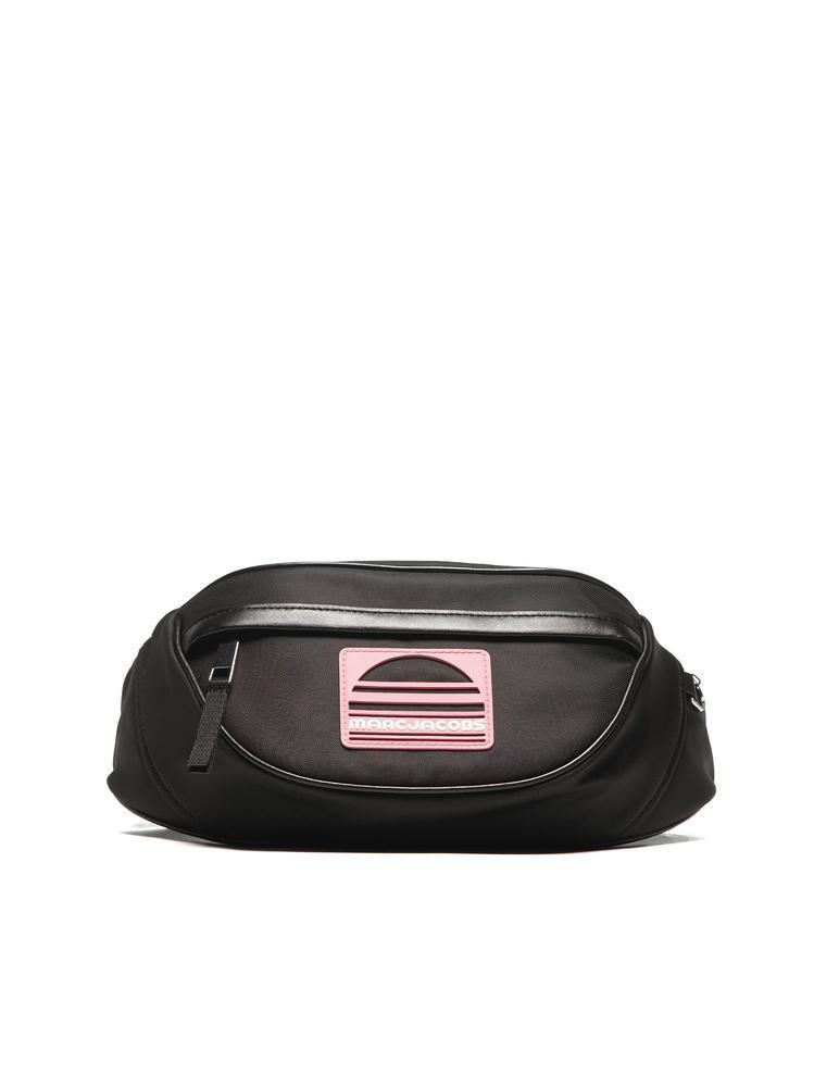 32522cb571f2 Lyst - Marc Jacobs Logo Belt Bag in Black for Men