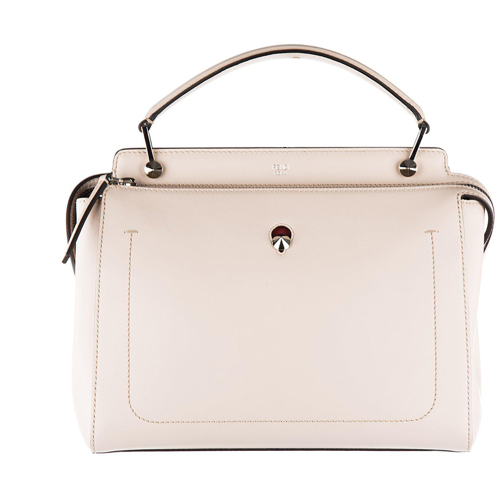Fendi Dotcom Tote Bag in Pink - Lyst 83fc610e610bb