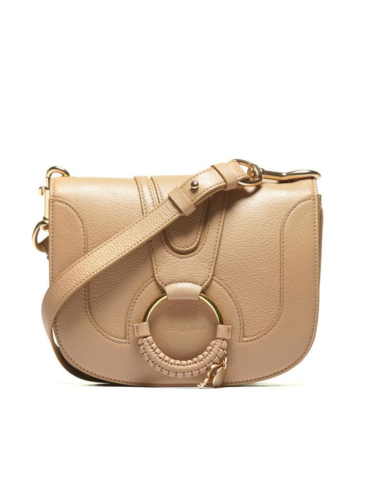 c4d77ac9da See By Chloé Hana Small Shoulder Bag in Natural - Lyst
