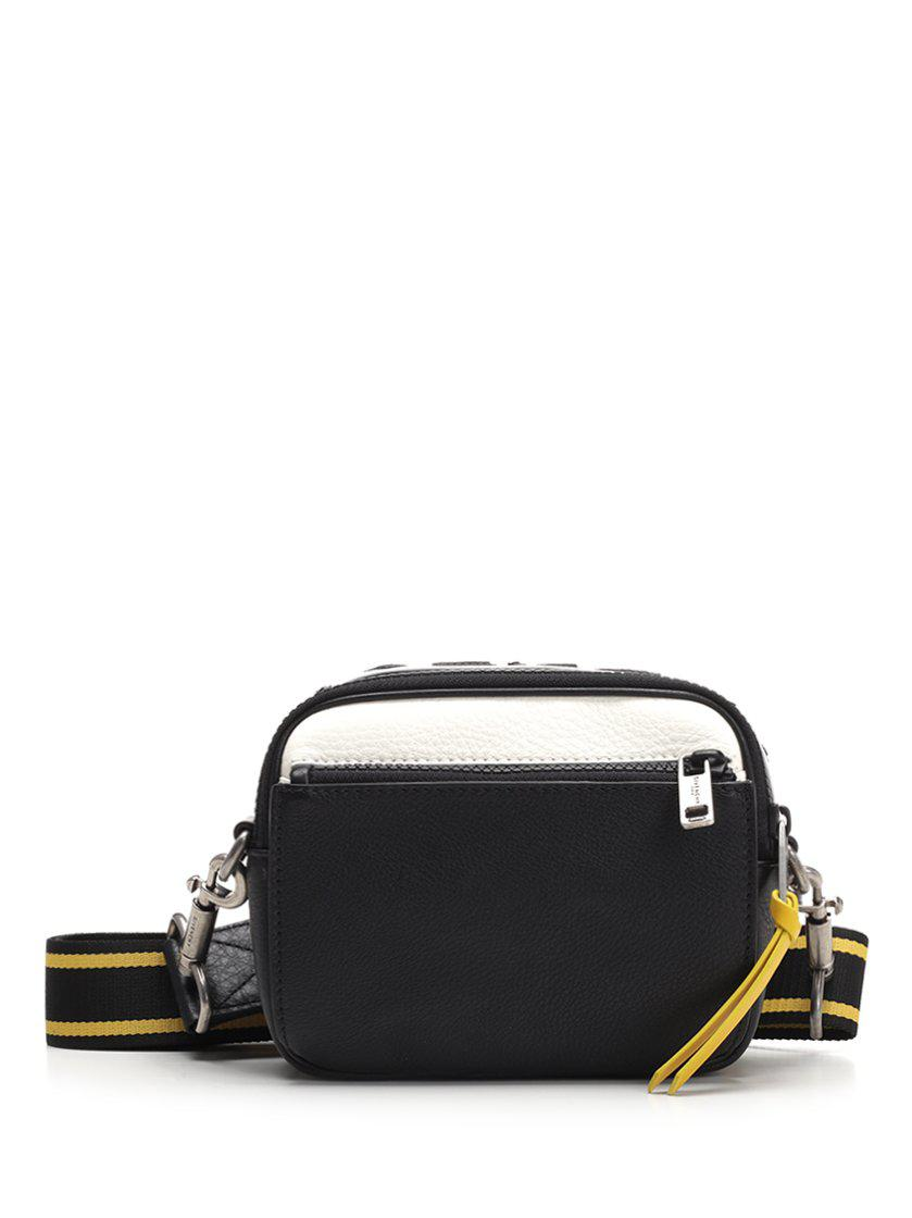 Lyst - Givenchy Mc3 Crossbody Bag in Black for Men 5e21492376