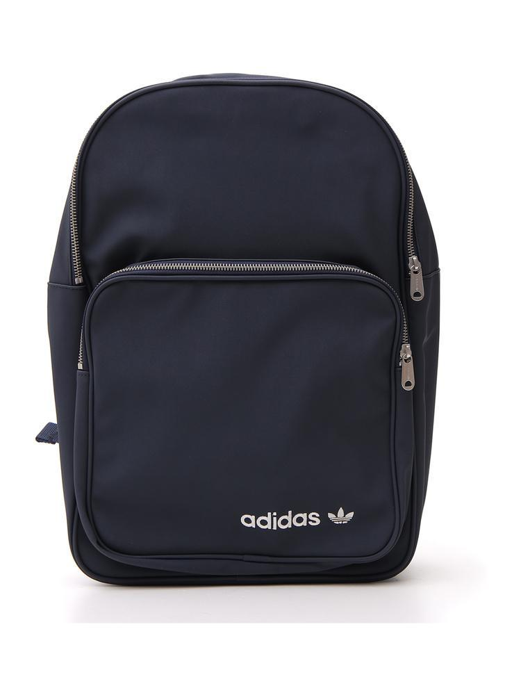 3cc51546d Lyst - adidas Classic Zip Backpack in Blue for Men