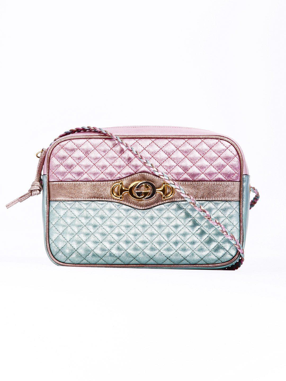 efb8810fe83 Gucci. Women s Matelassé Small Shoulder Bag