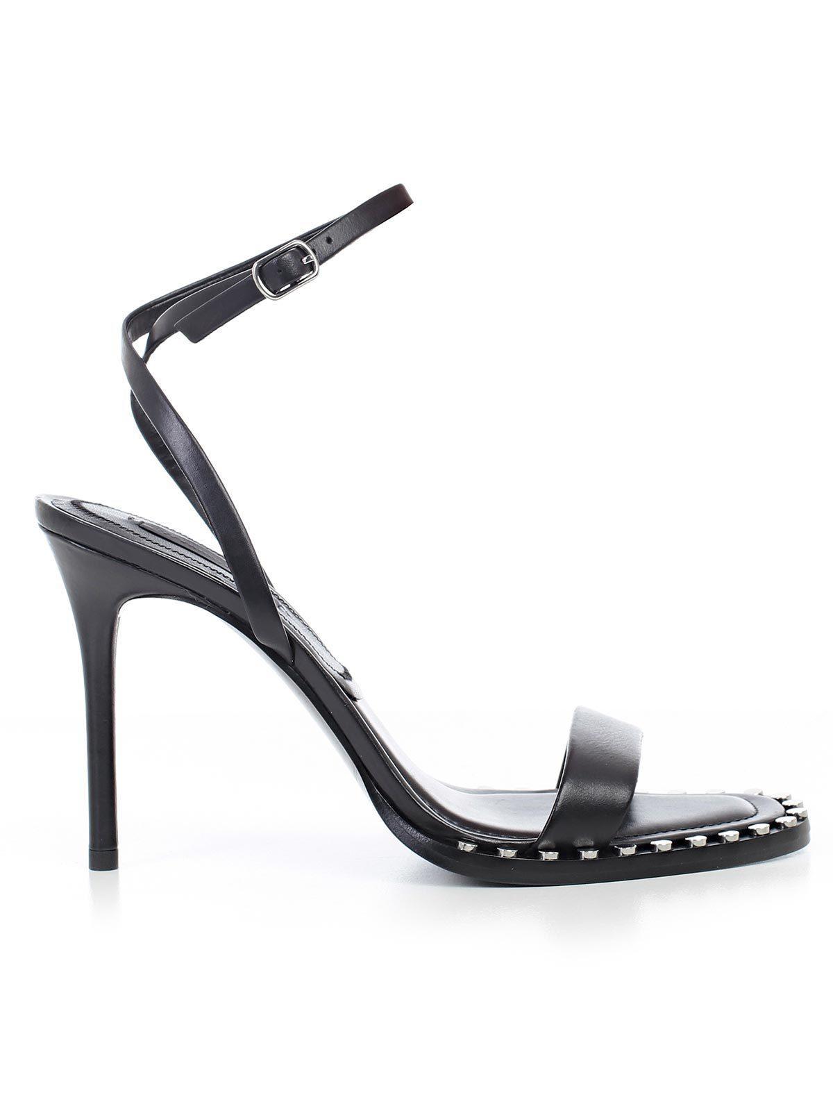 Black Cate Sandals Alexander Wang pxlZ7