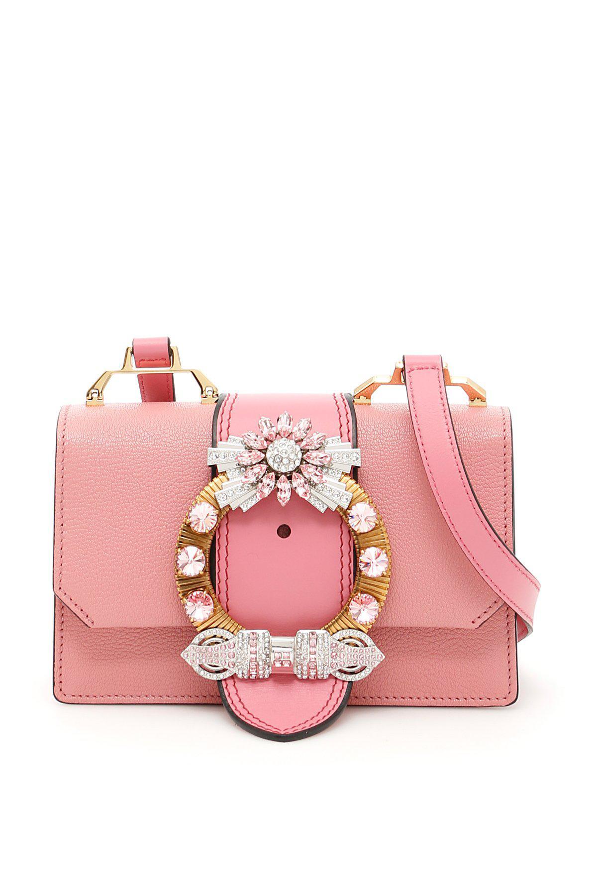 Miu Lady bag - Pink & Purple Miu Miu tt7IKMmx