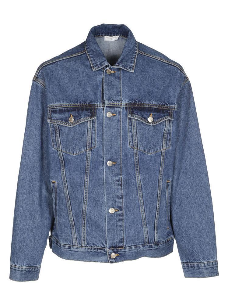 Nit Uh Nom Men's Denim Blue Jacket Ih OPpaqwF