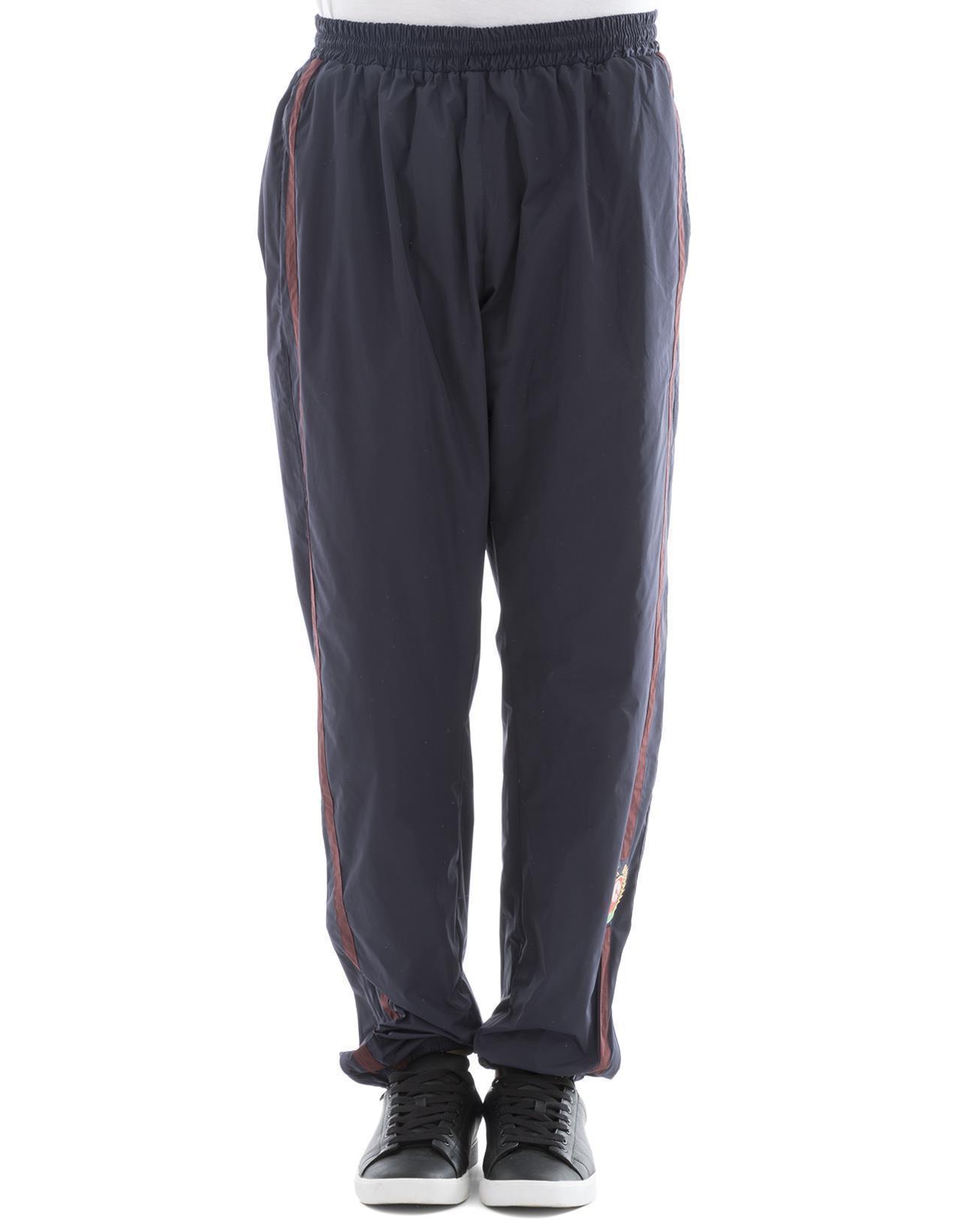 c4be5fa7 Yeezy Season 5 Crest Calabasas Sweatpants in Blue for Men - Lyst