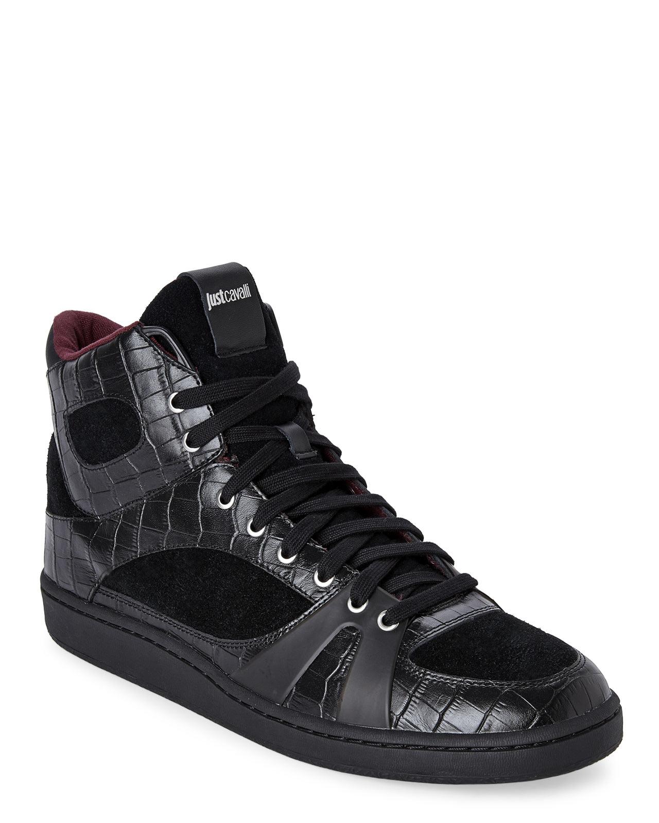 Juste Cavalli-tops Et Hauts Chaussures De Sport 4HgSzayKBG