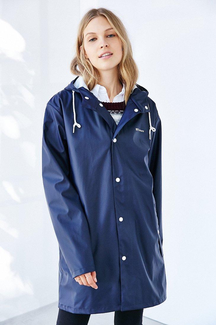 Tretorn Wings Rain Jacket In Blue Lyst