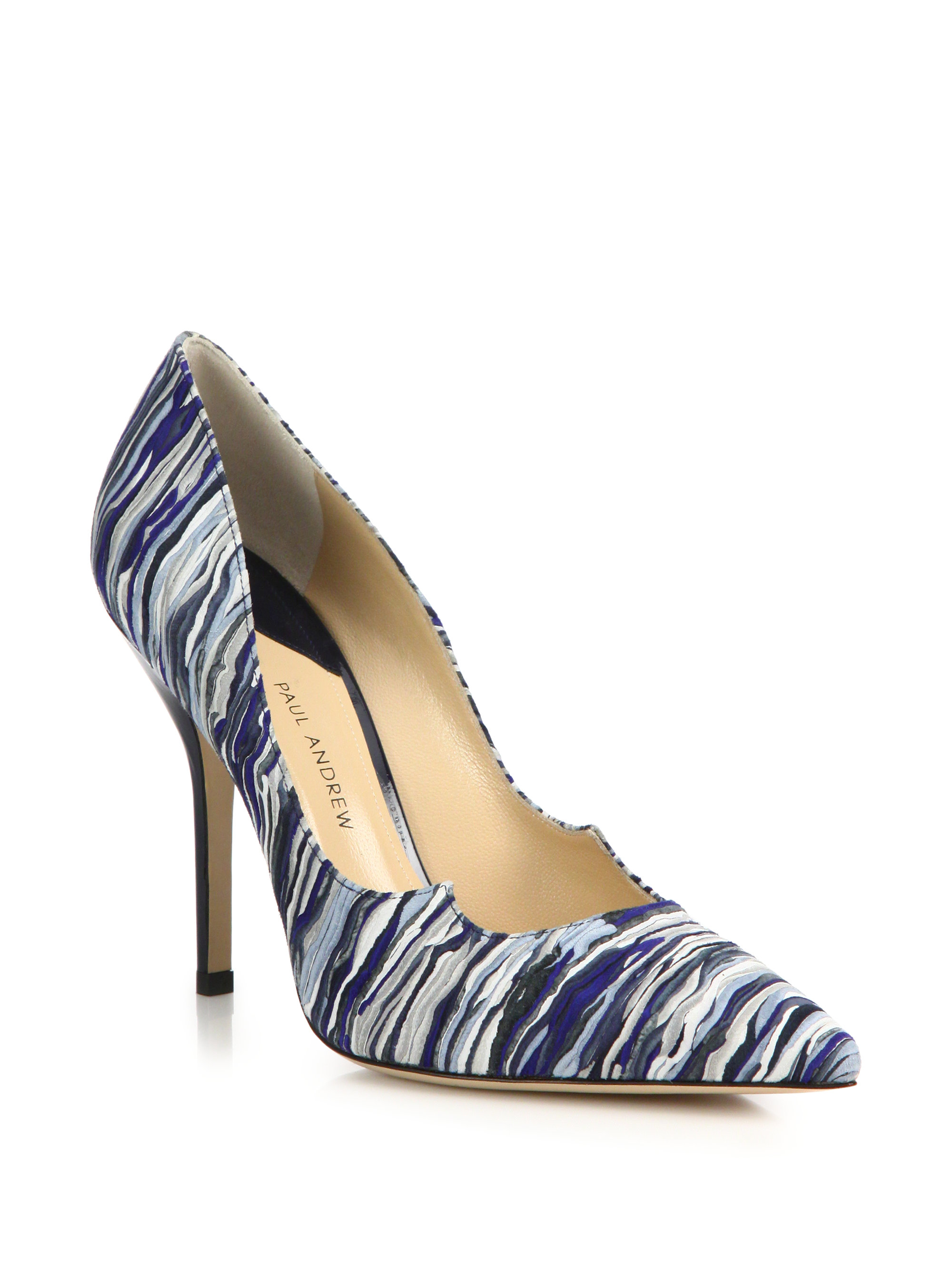 Paul Andrew Zenadia Pointed-Toe Pumps free shipping exclusive pxKfb9bKf