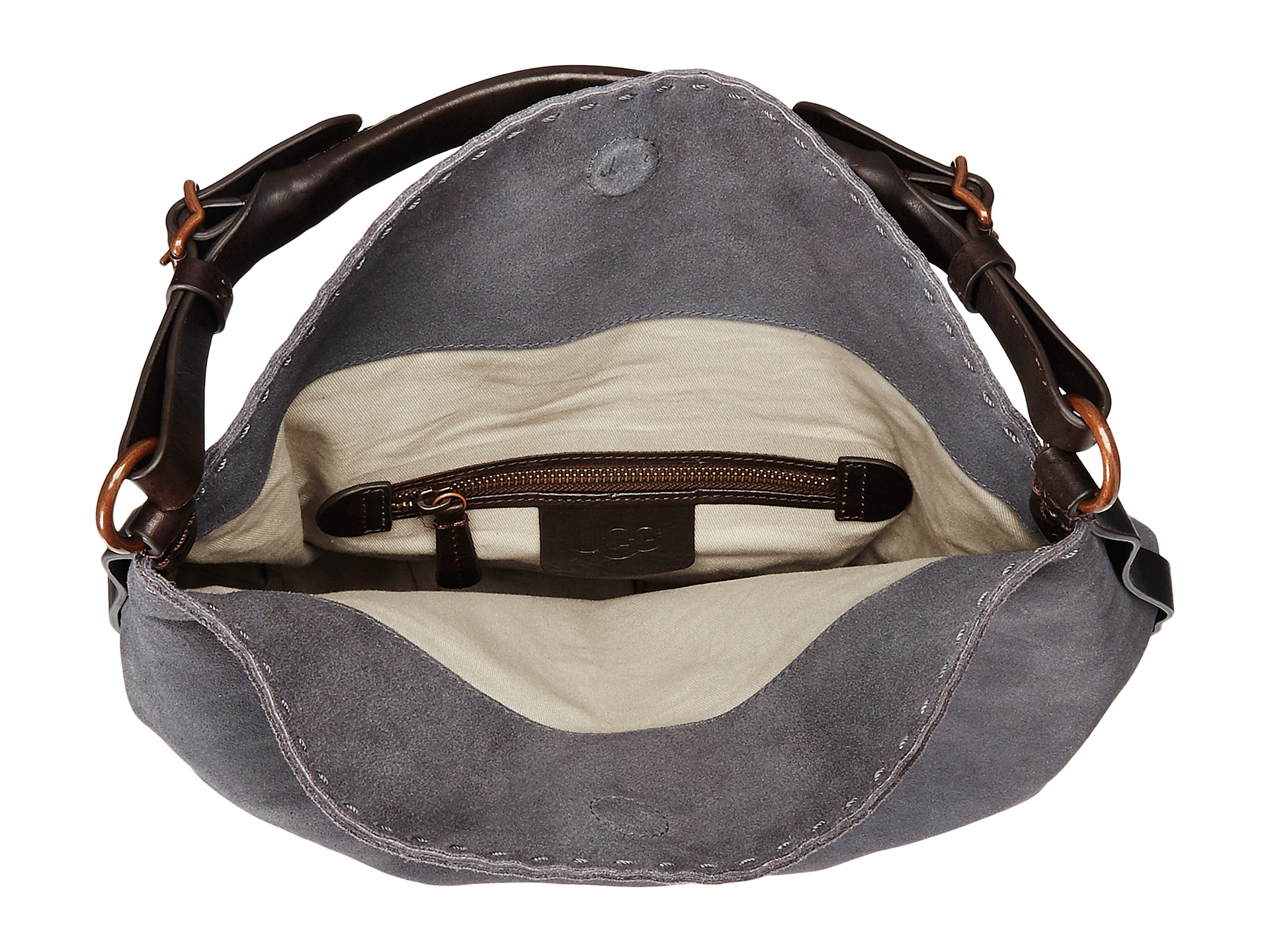 a0dde77236 Lyst - UGG Heritage Hobo in Gray