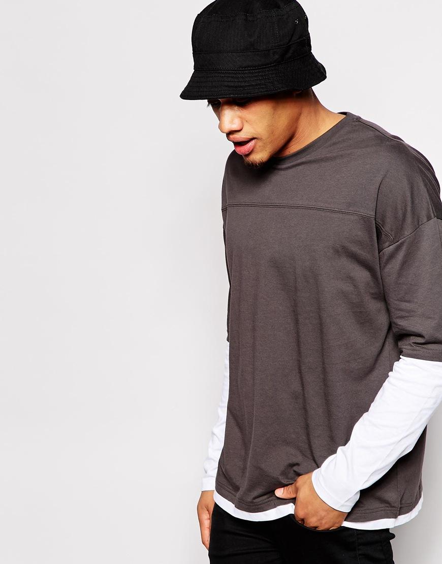 Men S White Henley Shirt