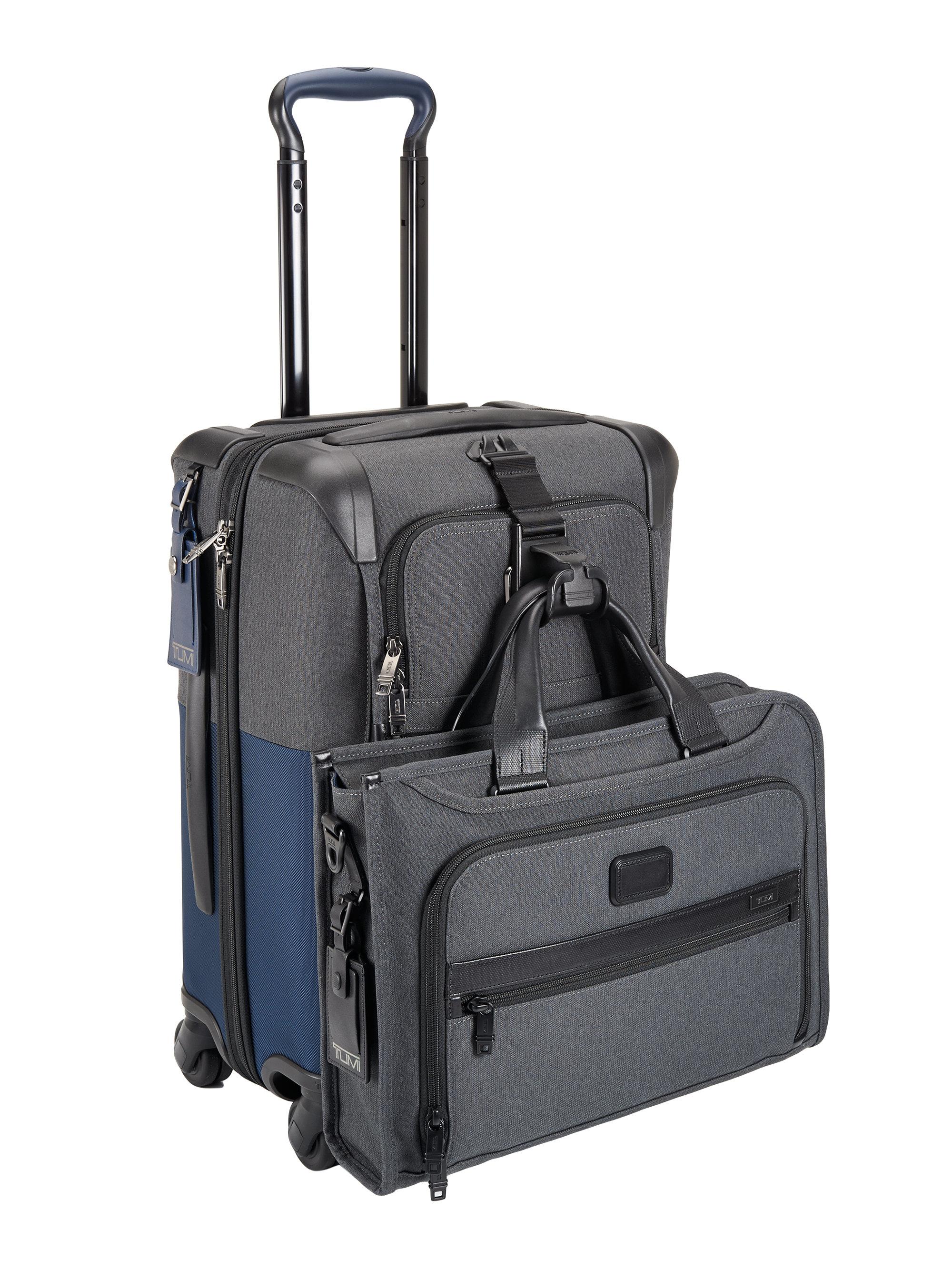 Tumi Alpha 2 International Expandable 4 Wheeled Carry ...