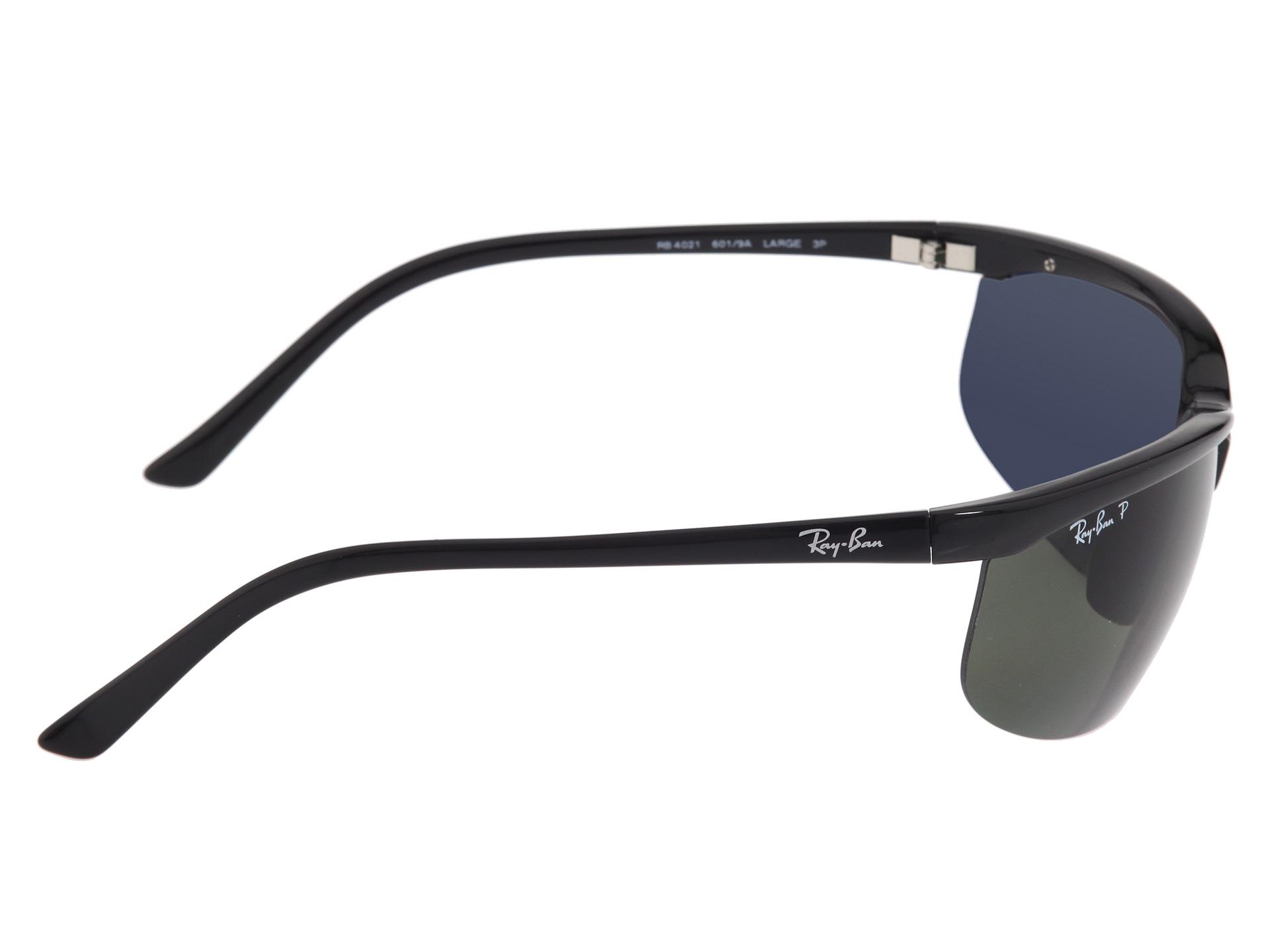 4303df0fa00 Lyst - Ray-Ban Rb4021 Polarized in Black