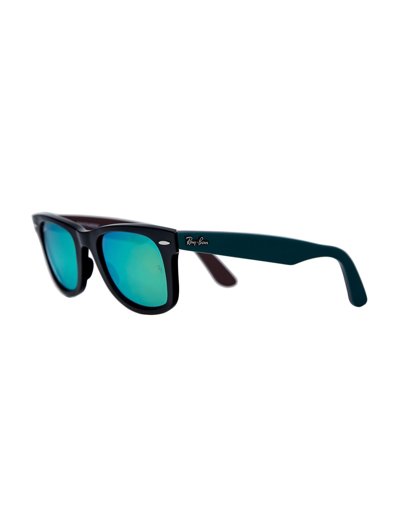 how to ray sunglasses wayfarer clean ban