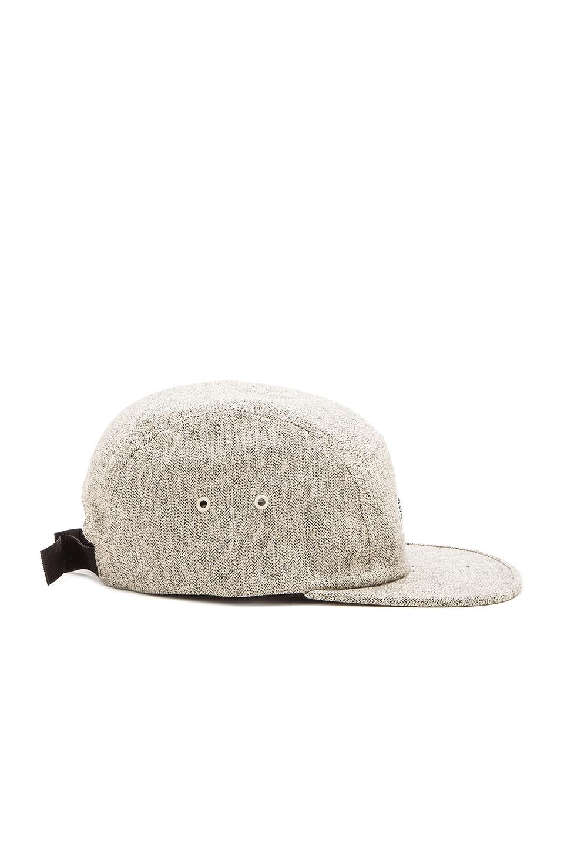 7b02b3e7ada Lyst - Norse Projects Melange Herringbone 5 Panel Hat in Gray for Men