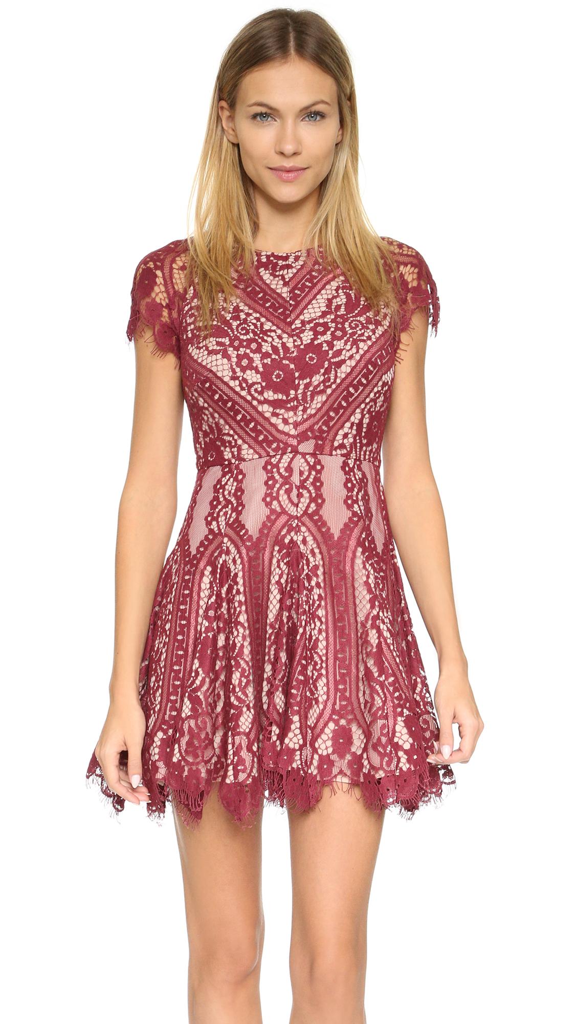 Stylestalker elliott circle dress pattern