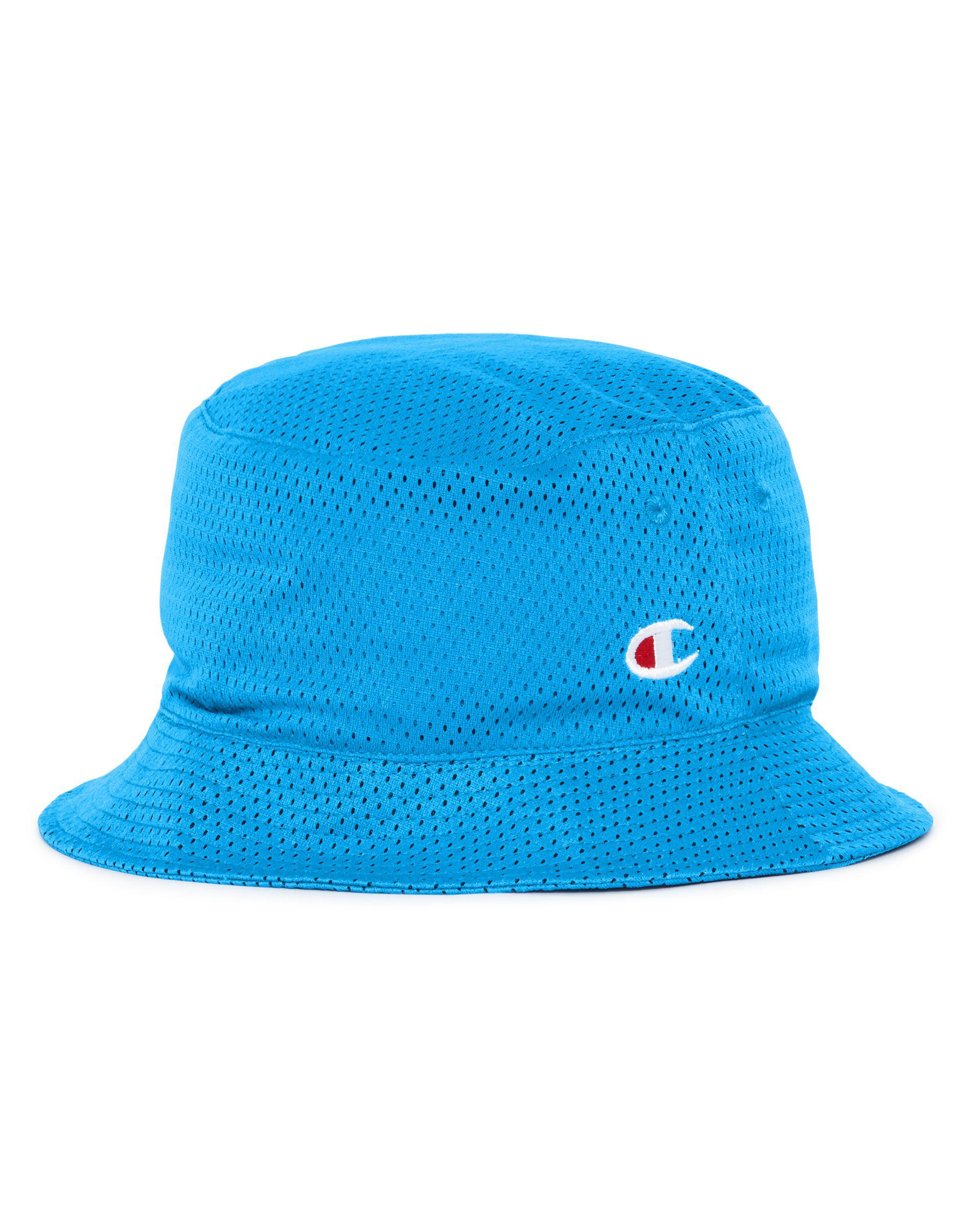 13834a7924b Lyst - Champion Lifetm Reversible Mesh Bucket Hat in Blue for Men