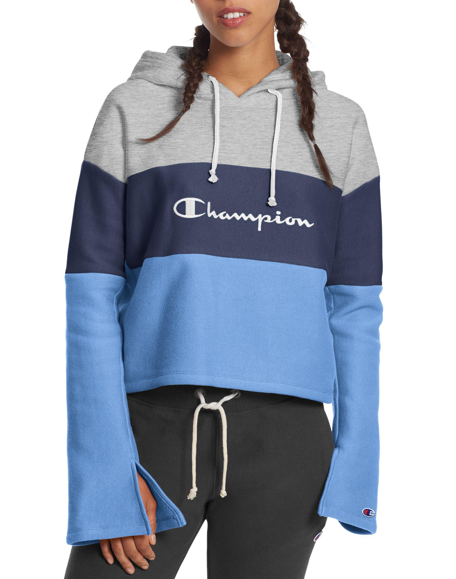 c6d17cd66 Gallery. Previously sold at  Champion · Women s Slogan Sweatshirts ...