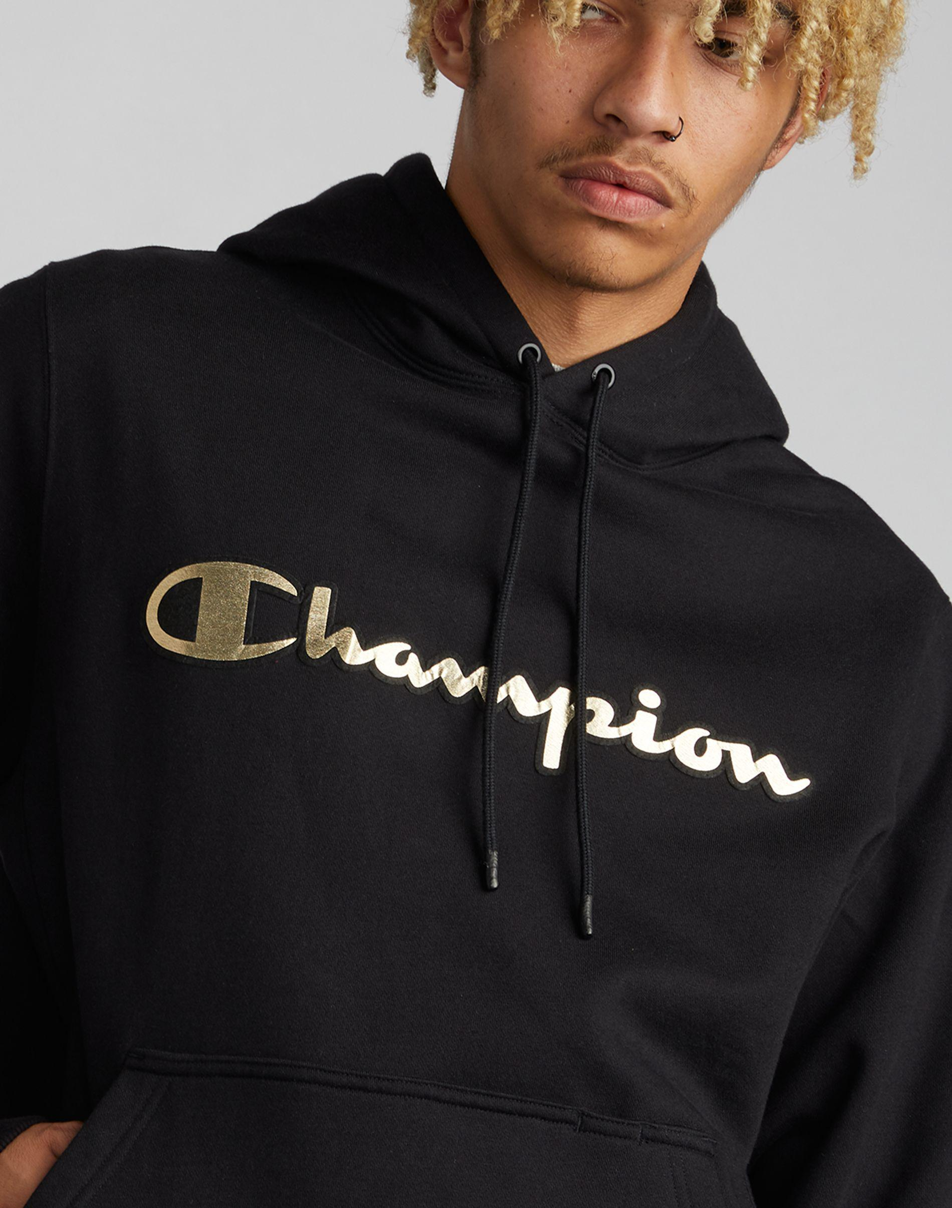 35c2f45a37d9 Lyst - Champion Life® Super Fleece 2.0 Pullover Hood