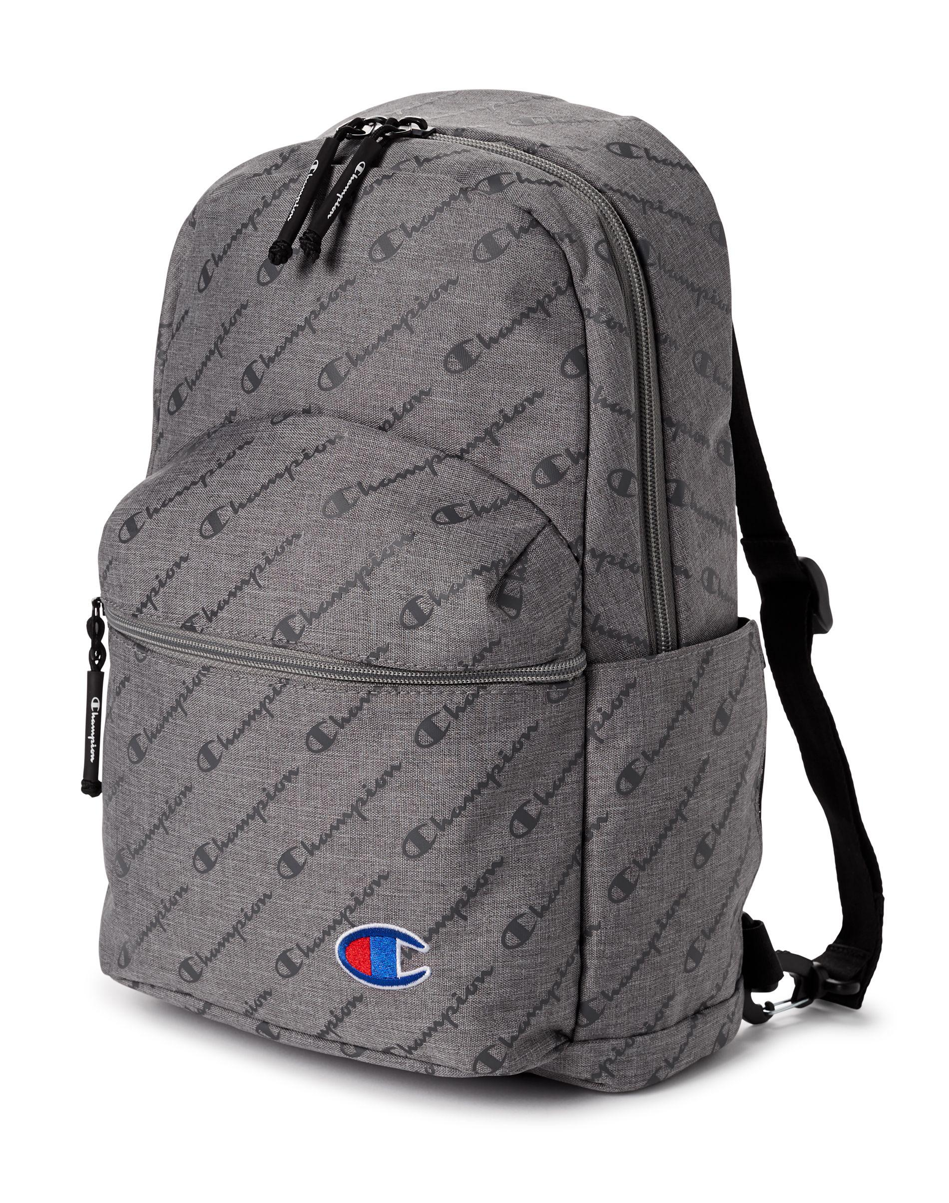 45ce6c3d5a Champion - Gray Life® Mini Supersize Crossover Backpack - Lyst. View  fullscreen