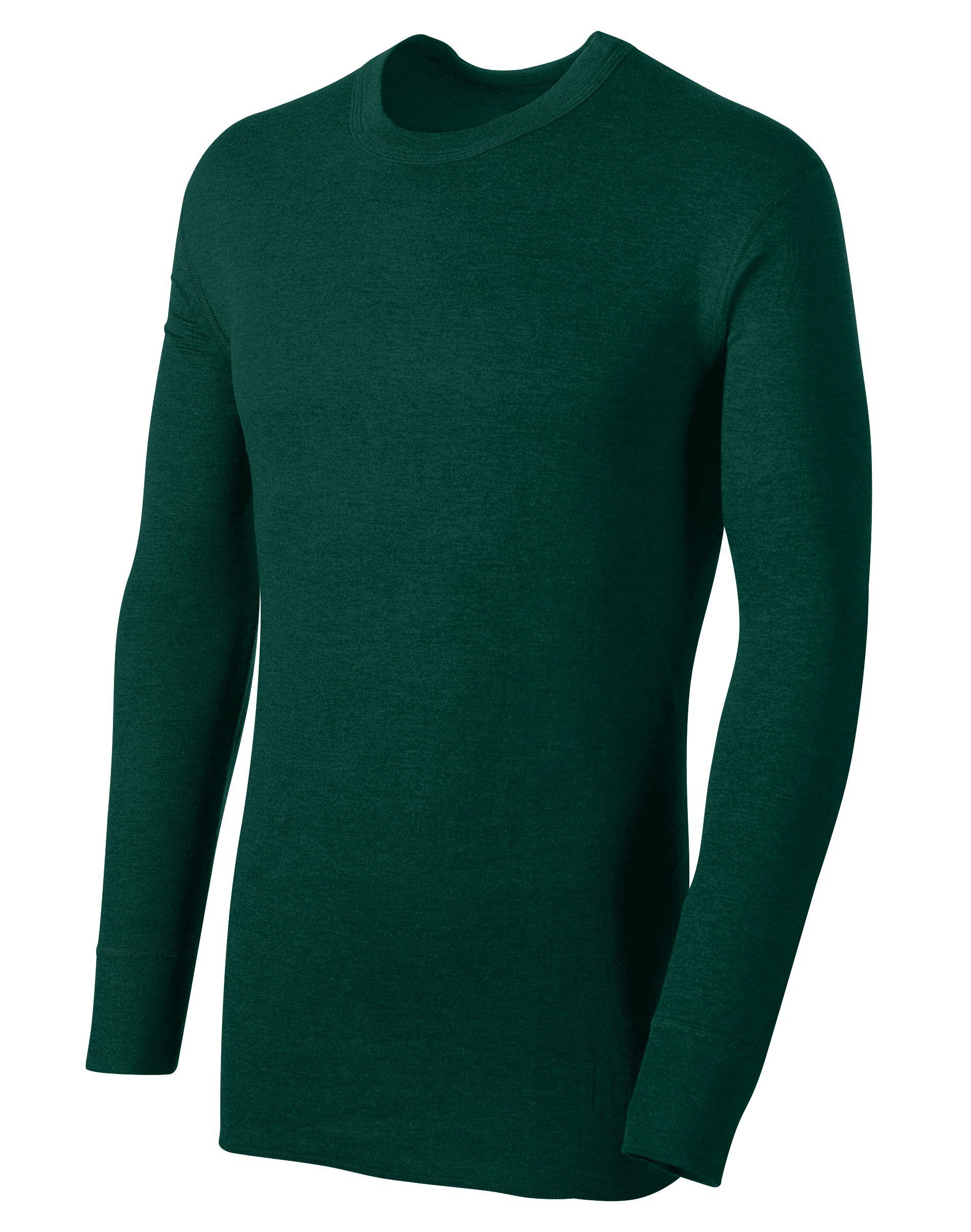 24bdcee7c Lyst - Champion Duofold® Originals Thermal Crew in Green for Men