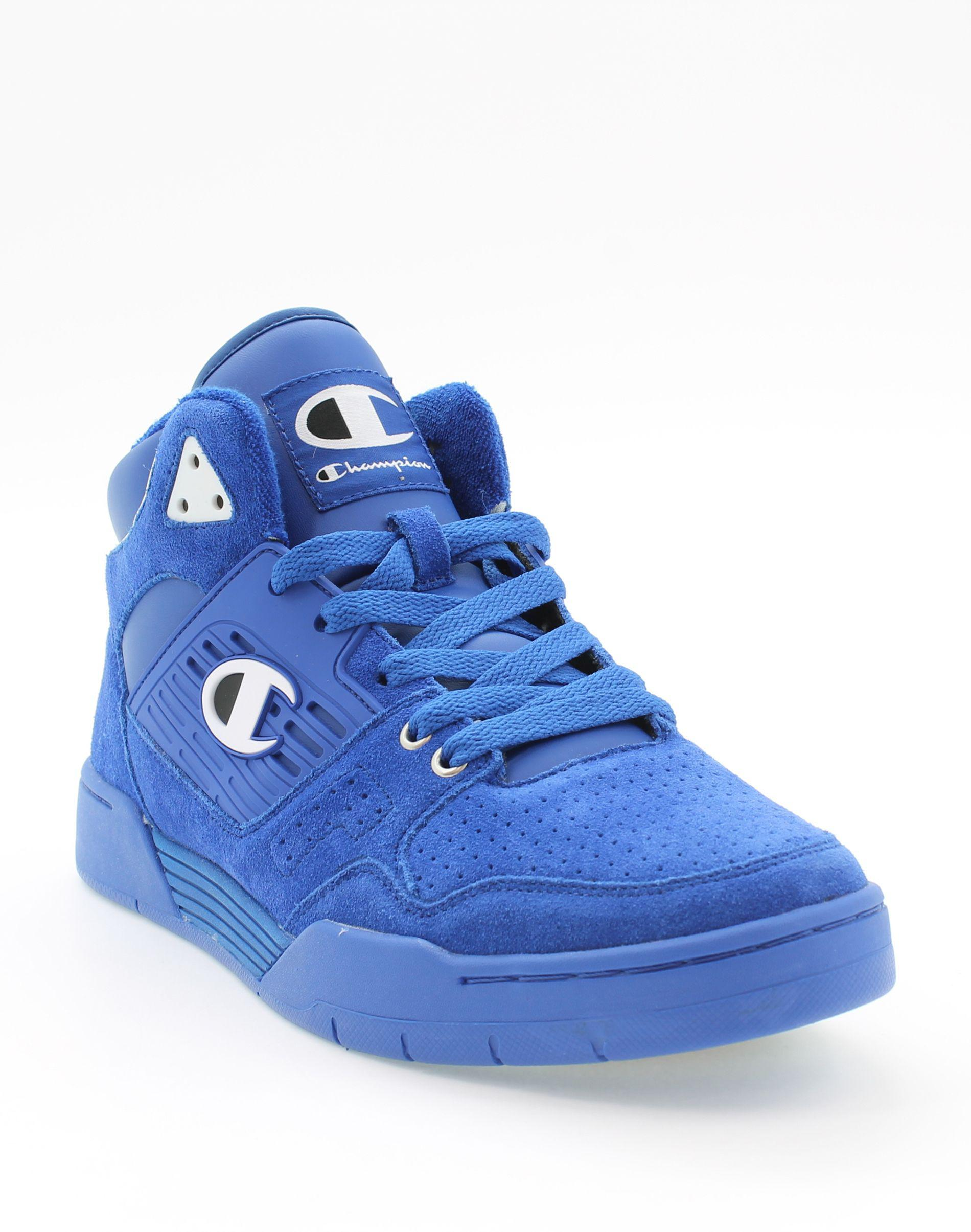 ac343f6f648 Lyst - Champion 3 On 3 (surf The Web) Men s Shoes in Blue for Men ...