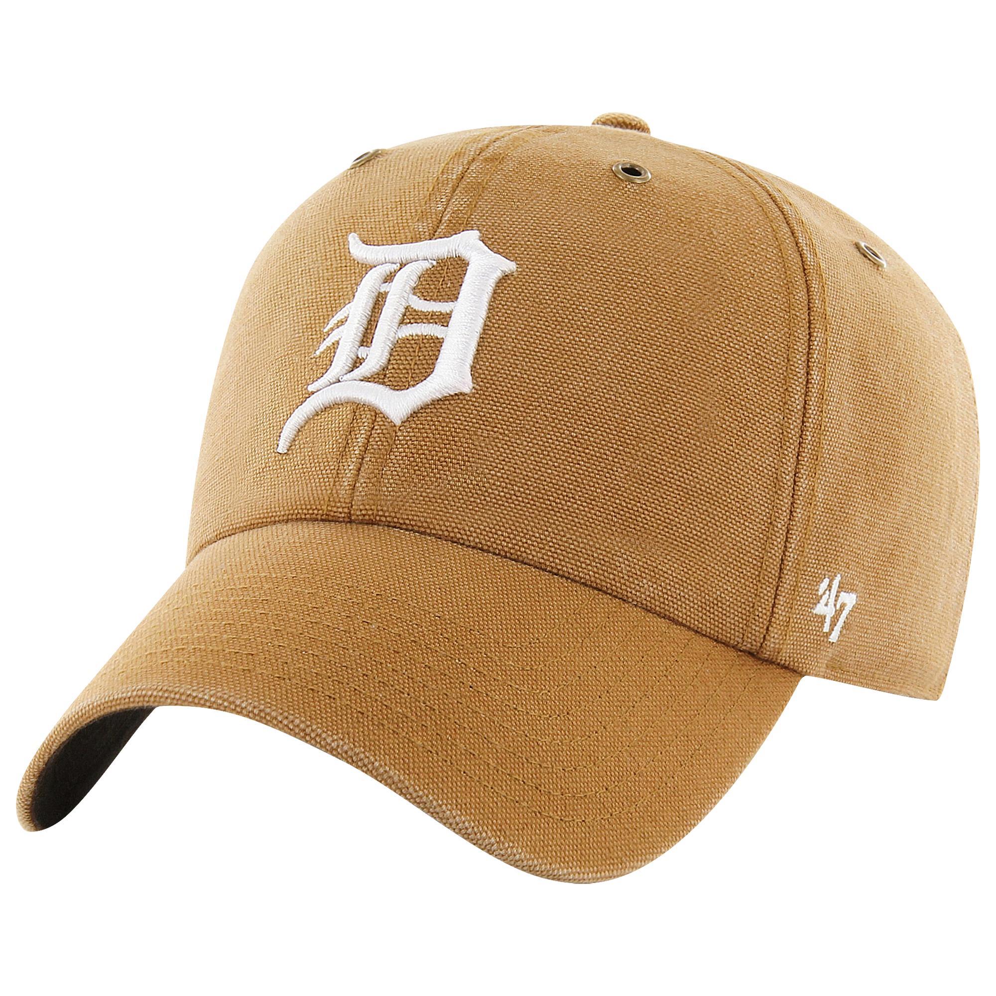 5c592386a 47 Brand Detroit Tigers Mlb X Carhartt Clean Up Cap for Men - Lyst
