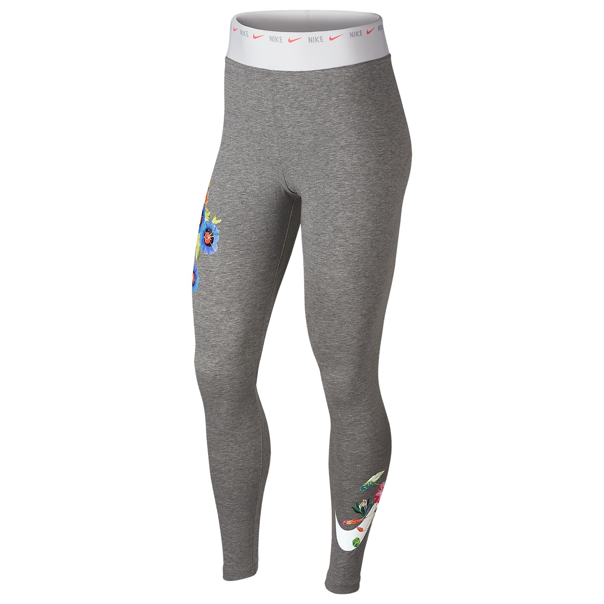 images détaillées 7f37a 36f7a Nike Womens Ultra Femme Leggings in Gray - Lyst