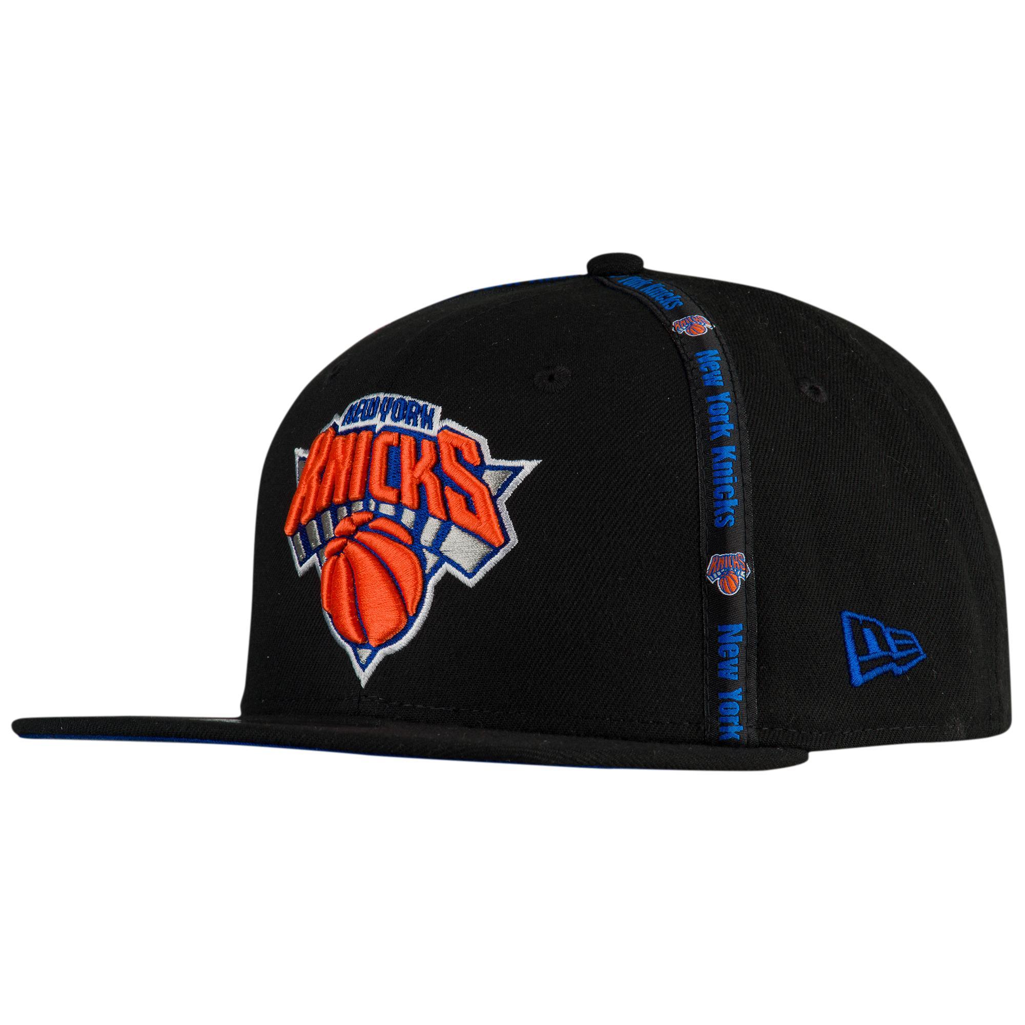 315f56f5 KTZ New York Knicks Nba Tape Snapback in Black for Men - Lyst