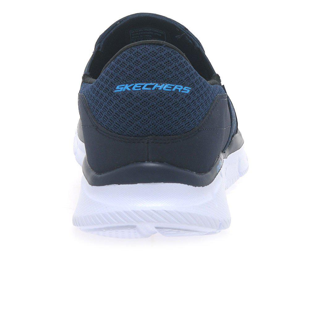 cea8fa99854 skechers-Navy-Equalizer-Persistant-Mens-Memory-Foam-Shoes.jpeg