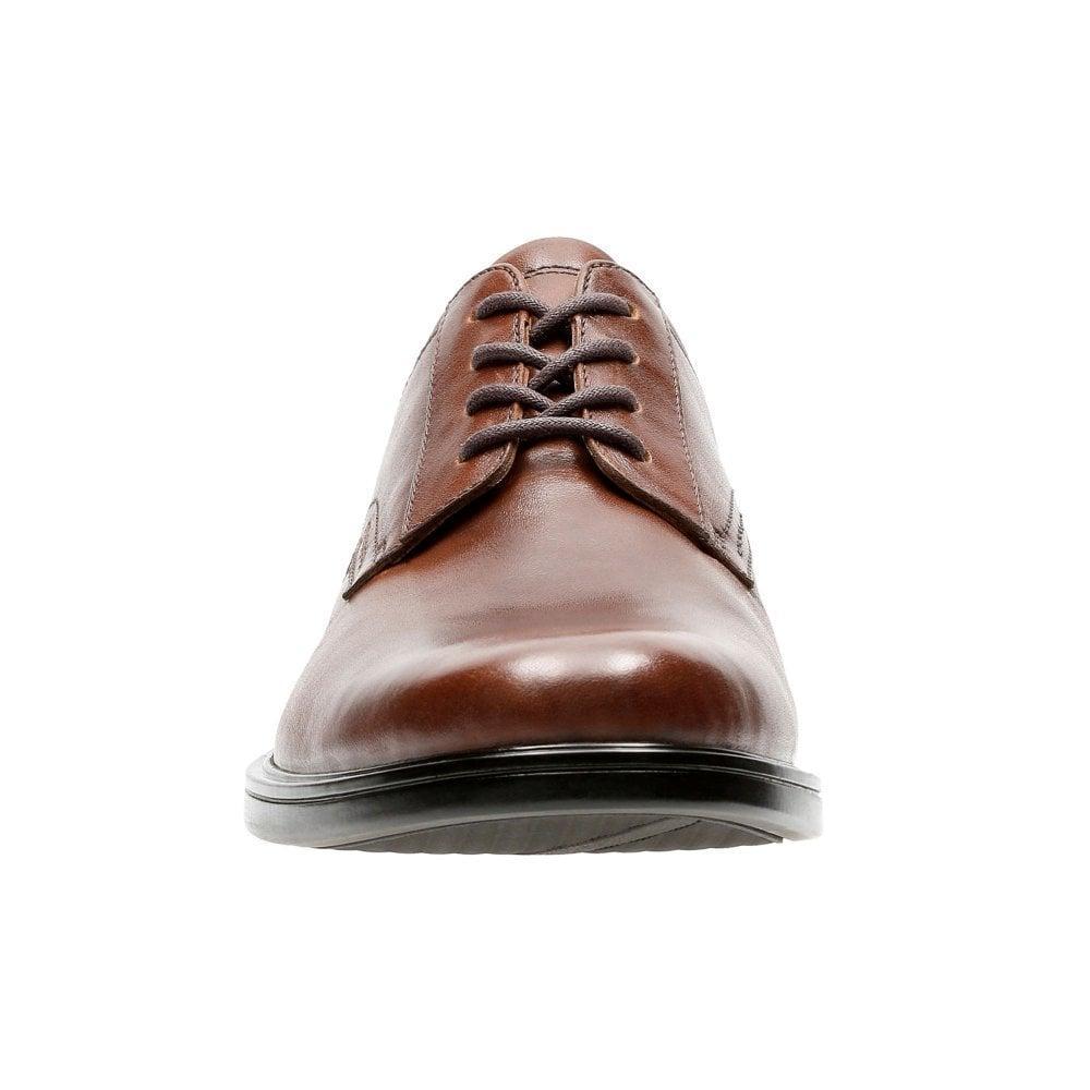 bac99d5bd30 Lyst - Clarks Un Aldric Park Mens Wide Fit Oxford Shoes in Brown for ...