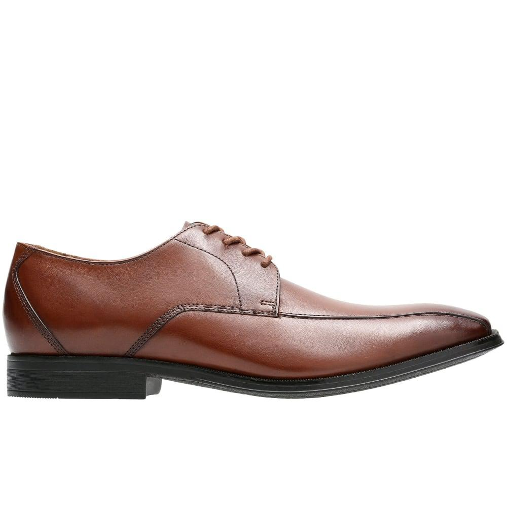 Leather Lace Up Derby Shoes M S