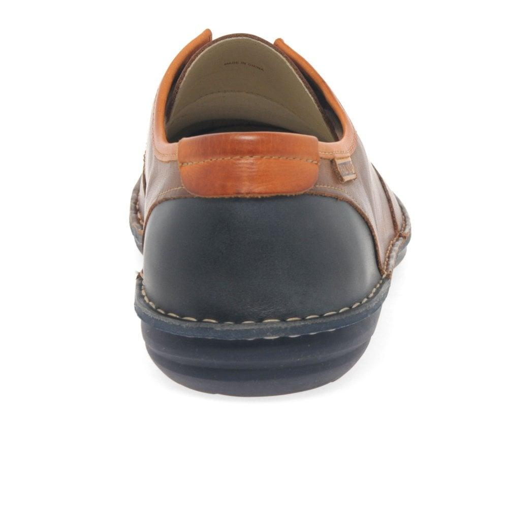 661814a67af5a Pikolinos - Brown Chilean Lace Mens Casual Shoes for Men - Lyst. View  fullscreen