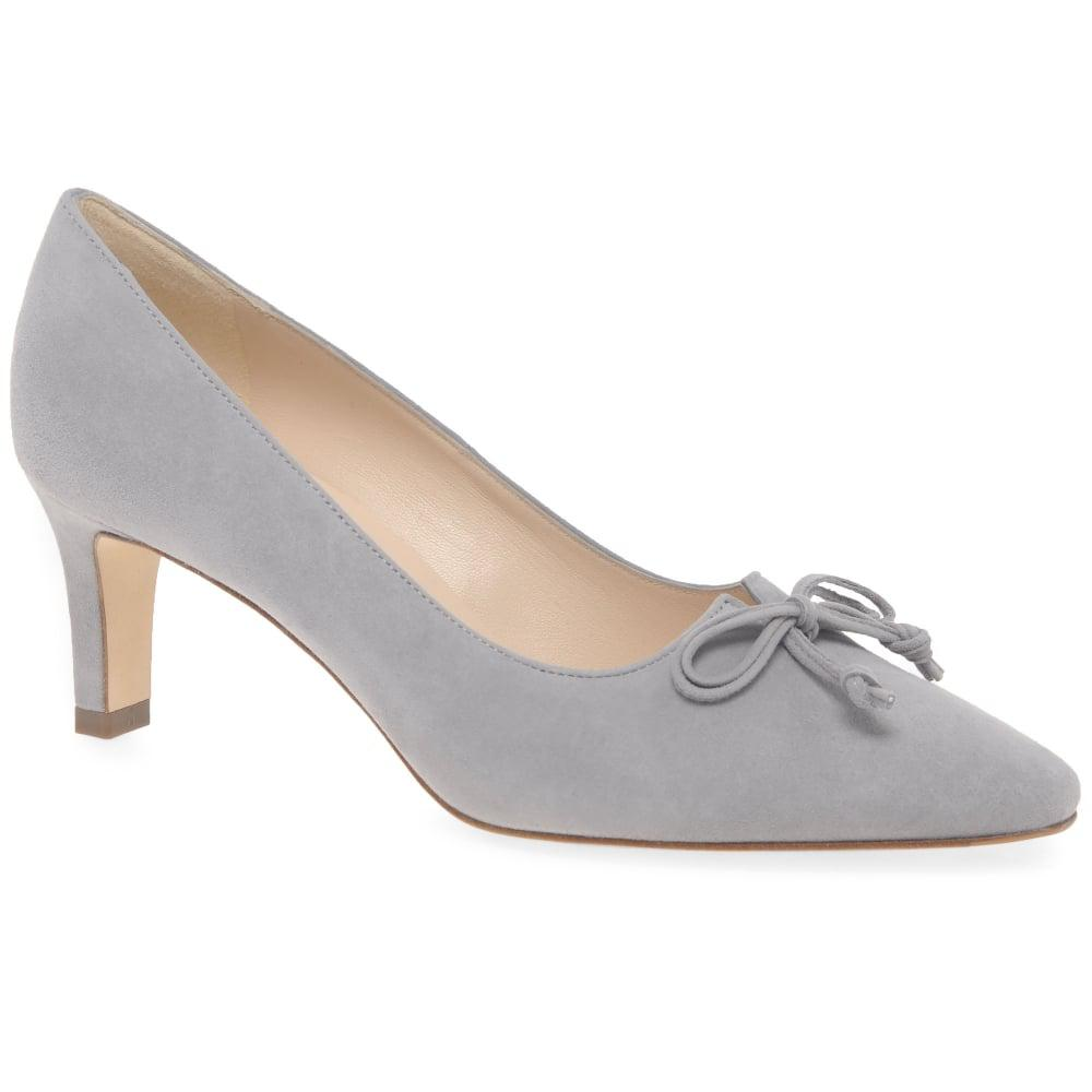 Peter Kaiser. Gray Mizzy Womens Court Shoes