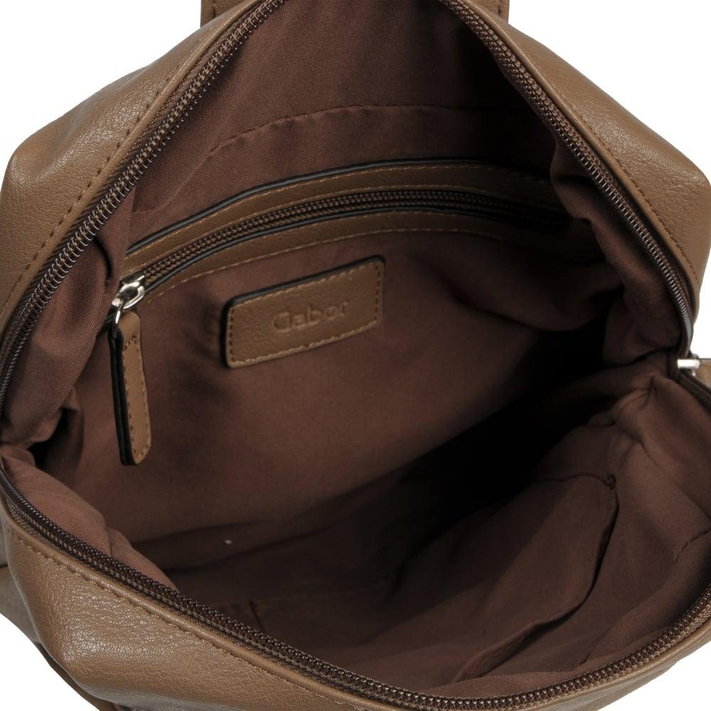 Lyst Charles Clinkard Uta Womens Backpack In Brown Tendencies Back Pack Arcus Navy Gallery