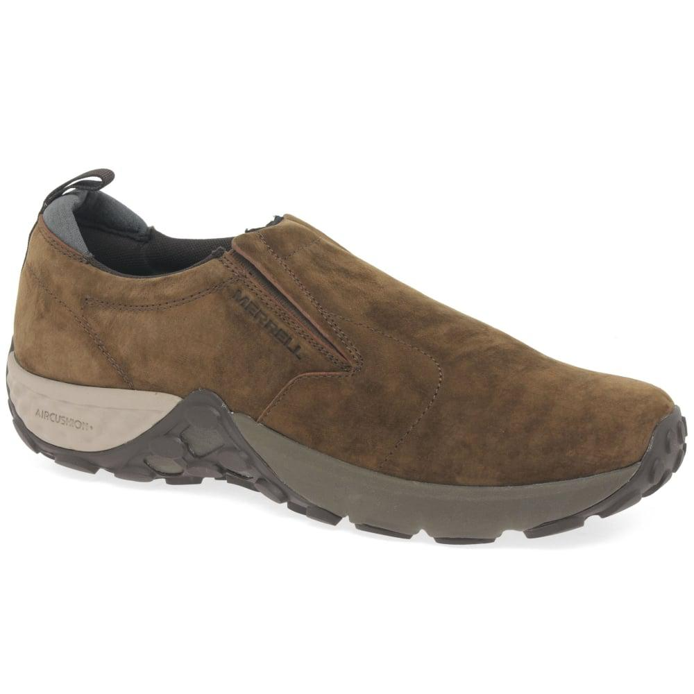 Merrell Men S Jungle Moc Leather Casual Shoes