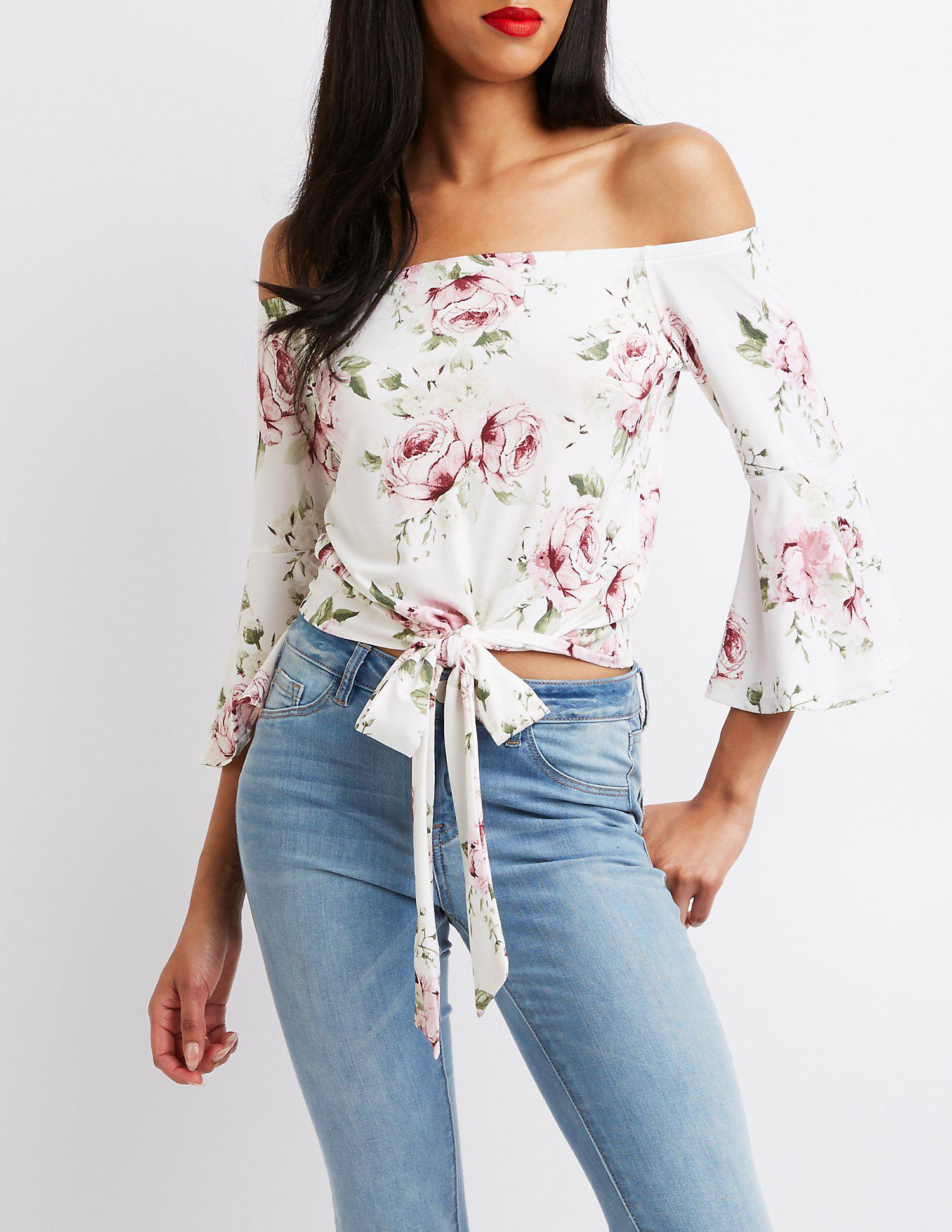 24b2cb6b60d Gallery. Previously sold at: Charlotte Russe · Women's White Tube Tops ...