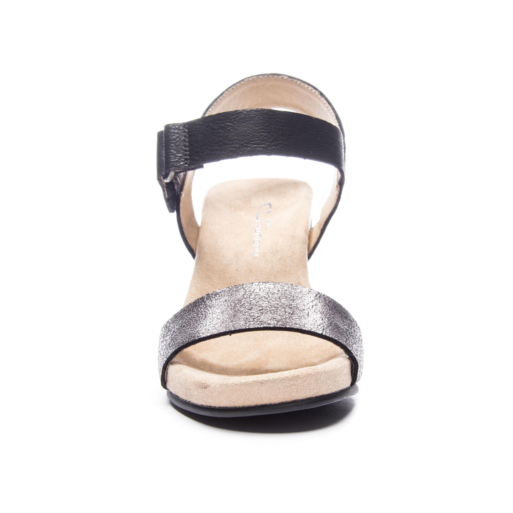 1bc733ea169b Chinese Laundry - Multicolor Trudy Wedge Sandal - Lyst. View fullscreen