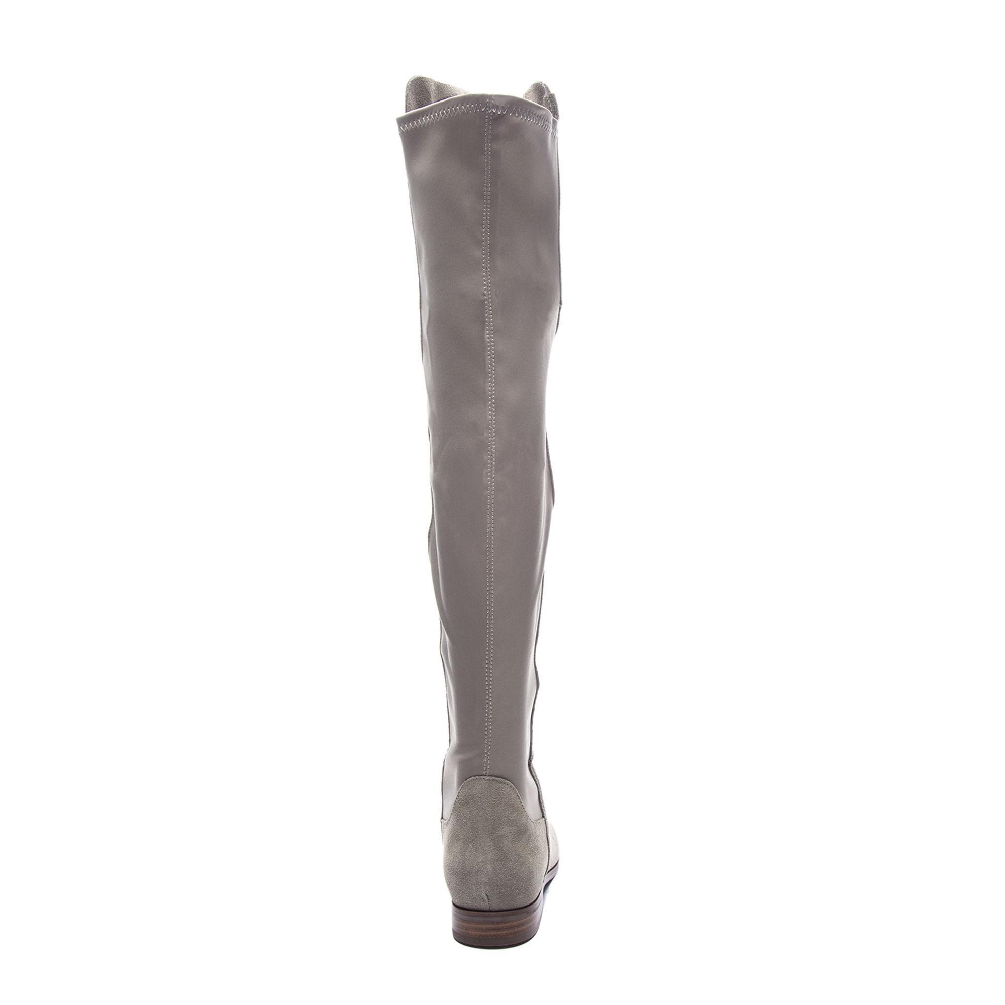 d386fa6a2ee Lyst - Chinese Laundry Robin Over The Knee Boot in Gray