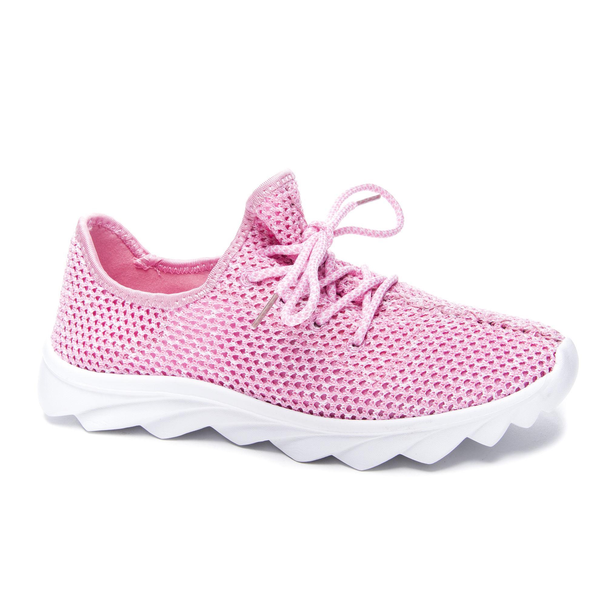 2bbef9cf Dirty Laundry Serene Mesh Sneaker in Pink - Lyst